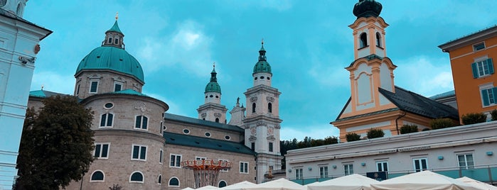 St. Peter's Cathedral, Munchen is one of Salzburg, Austria 🇦🇹.
