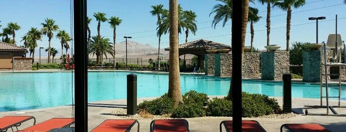 Tuscany Village Pool & Rec Center is one of สถานที่ที่ Janice ถูกใจ.