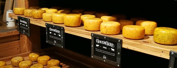 Amsterdam Cheese Company is one of Lieux qui ont plu à jordi.