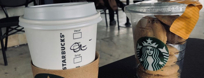 Starbucks is one of Turkey.