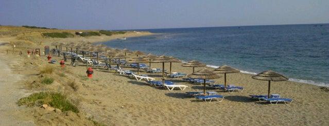 Παραλία Γυρίσματα is one of Скирос.
