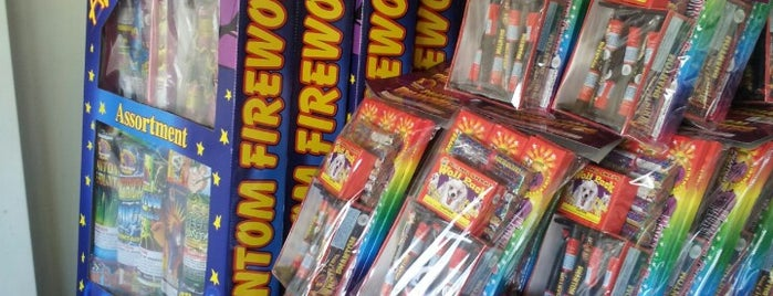 Phantom Fireworks Stand is one of Must-visit Arts & Entertainment in Los Angeles.