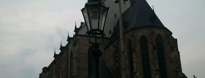 Plzeň is one of Tempat yang Disukai Денис.