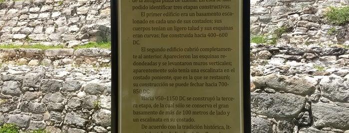 Sitio Arqueologico Itzamatul is one of Lieux qui ont plu à Ricardo.