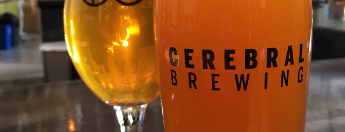 Cerebral Brewing is one of Denver.