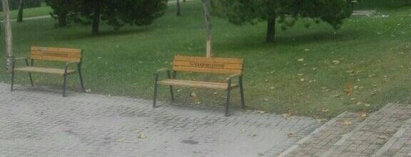 Batıkent Parkı is one of Eskişehir.
