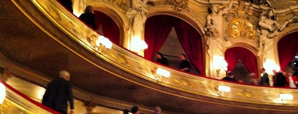Komische Oper is one of Let's go to Berlin!.