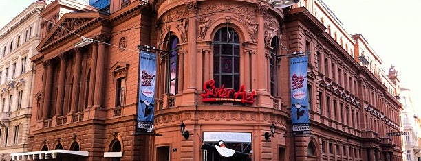 Ronacher Theater is one of Locais salvos de Queen.