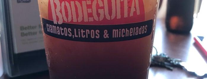 La Bodeguita is one of Juarez.