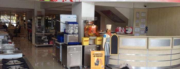 karakus endustriyel mutfak ekipmanlari is one of Posti che sono piaciuti a Ercan.