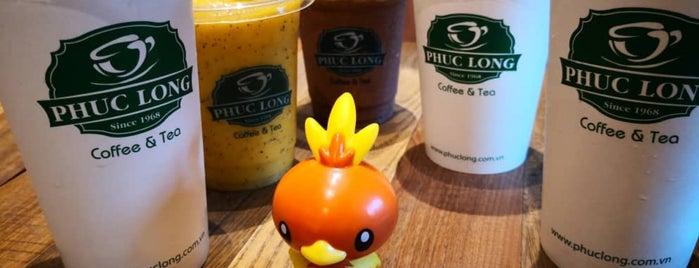 Phúc Long Coffee & Tea Express Phạm Hồng Thái is one of vietnam 2016.
