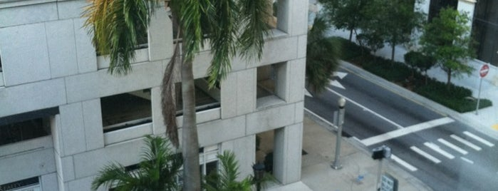 Hyatt Place West Palm Beach/Downtwn is one of Brandonさんのお気に入りスポット.