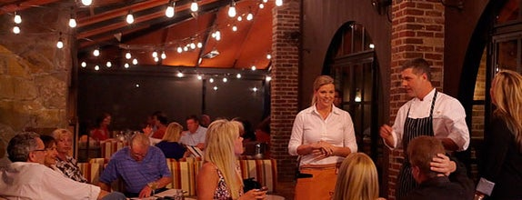 Bottega is one of The Greatest Outdoor Bars in America.