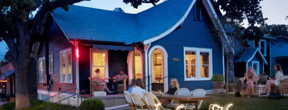 Josephine House is one of The Greatest Outdoor Bars in America.
