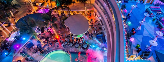 The Clevelander is one of Coolest Nightclubs and Bars in America.