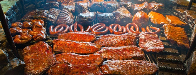 The Salt Lick is one of Food  Paradise USA.