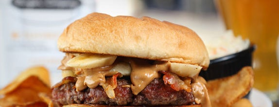 Boston Burger Company is one of 8 of the Weirdest Cheeseburgers You've Ever Seen.