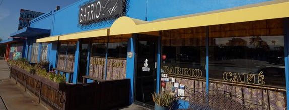 Barrio Café is one of To Try.