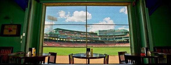 The Bleacher Bar is one of The Greatest Outdoor Bars in America.