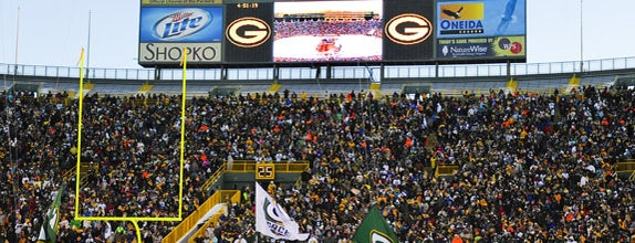 10 Best NFL Stadiums in America