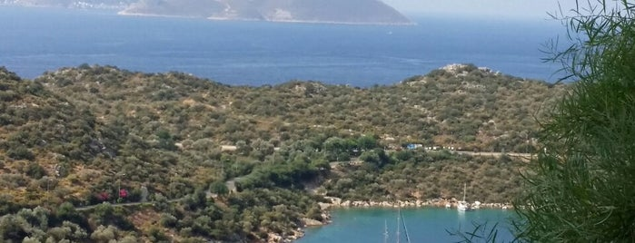 villa lindos is one of kas.