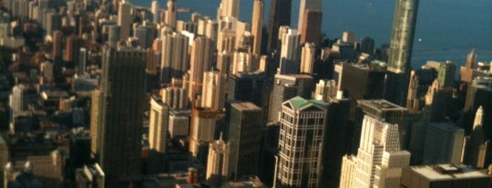 Skydeck Chicago is one of Chicagoland.