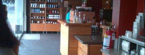 Starbucks is one of Starbucks in Lima.