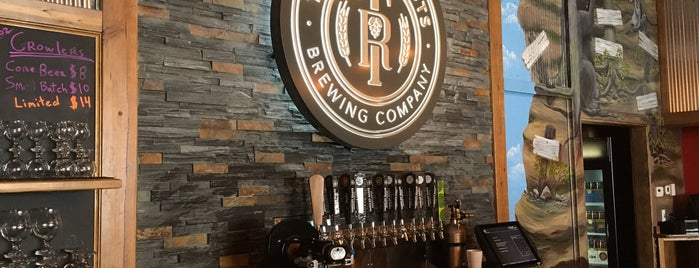 Tangled Roots Brewing Company is one of Chicago area breweries.