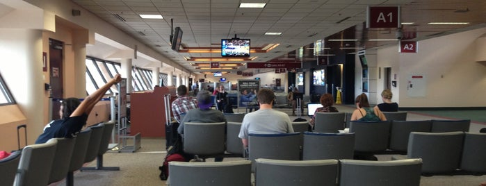 Tallahassee International Airport (TLH) is one of Airports~Part 1....
