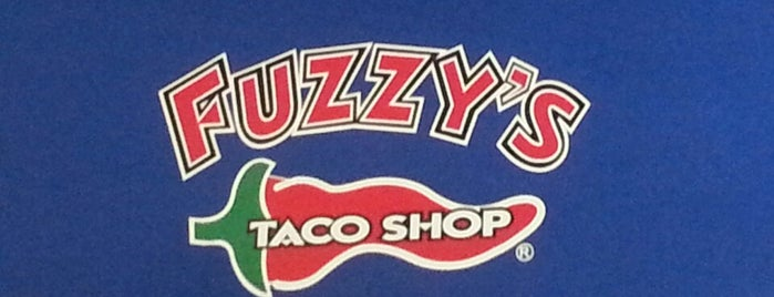 Fuzzy's Taco Shop is one of Locais curtidos por Jonathan.