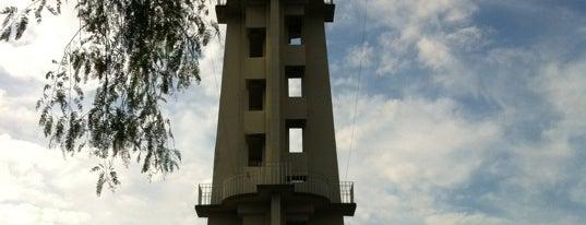 Paraşüt Kulesi is one of Zümrütさんのお気に入りスポット.