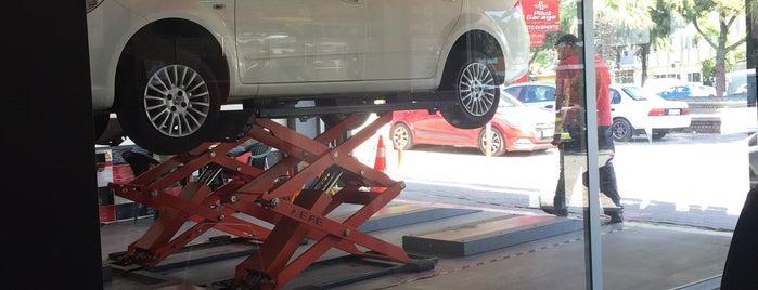 Pilot Garage is one of Locais curtidos por FederalOtomotiv.