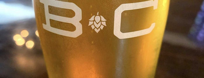 Barrel Culture Brewing and Blending is one of NC Craft Breweries.