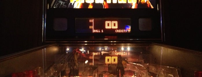 Mortimer's Bar and Restaurant is one of Pinball Destinations.