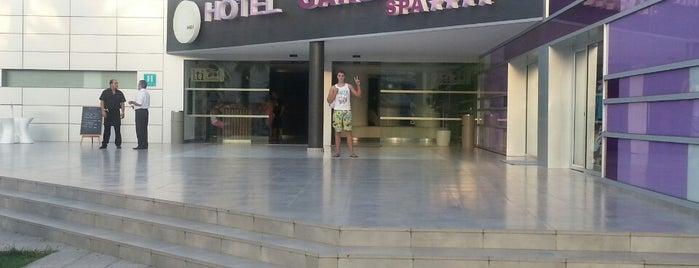 Hotel Garbi Ibiza & Spa is one of Posti salvati di Leonor.