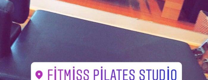 Fitmiss Pilates Studio is one of Pasavul 님이 좋아한 장소.