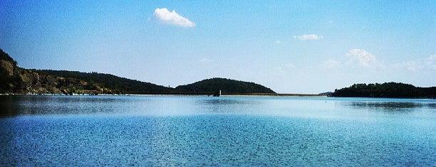 Borsko jezero is one of visit again.