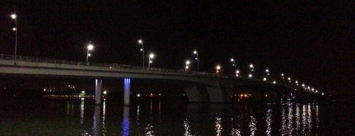 Cầu Thủ Thiêm (Thu Thiem Bridge) is one of du lịch - lịch sử.