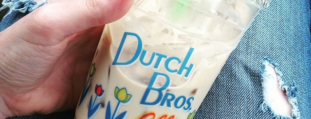 Dutch Brothers Coffee is one of Road Trip: San Francisco to Portland.