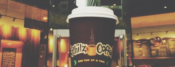 Philz Coffee is one of California - The Golden State (Northern).