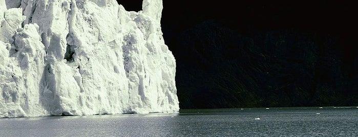 Glaciar Upsala is one of Patagonia (AR).