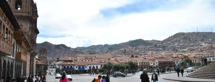 Plaza de Armas de Cusco is one of Perú.