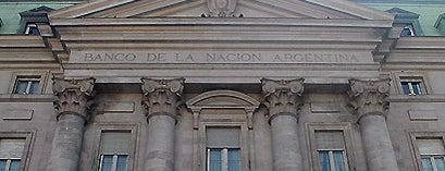 Banco de la Nación Argentina is one of Capital Federal (AR).