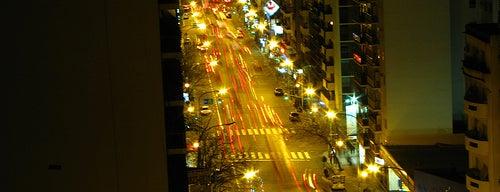 Av. Rivadavia y Av. Carabobo is one of Capital Federal (AR).