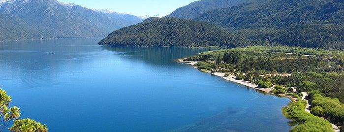 Parque Nacional Lago Puelo is one of Patagonia (AR).
