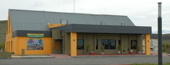 Terminal de Ómnibus Puerto Santa Cruz is one of Patagonia (AR).