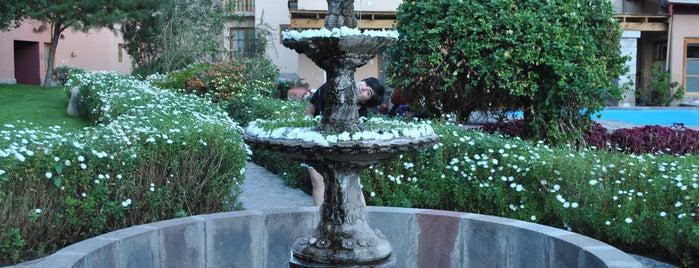San Agustin Hotel Urubamba-Cusco,  Peru is one of Perú.