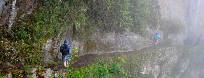 Camino Inca / Desde El Andén ( 30km Machu Picchu Pueblo) is one of Perú 02.