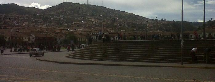 Plaza de Armas San Sebastián is one of Perú.