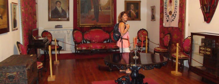 Museo del Pasado Cuyano is one of Cuyo (AR).